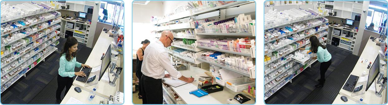 Pharmashelve 3 Images